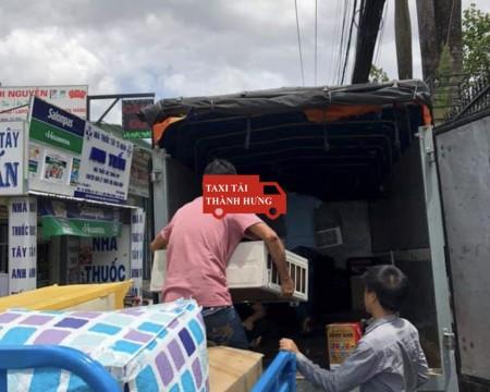 Taxi tải Thành Hưng quận 2 giá rẻ