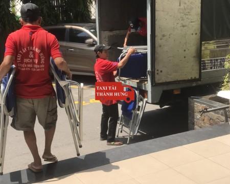 Taxi tải Thành Hưng quận 10 giá rẻ