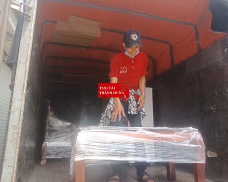Taxi tải Thành Hưng quận 8 giá rẻ