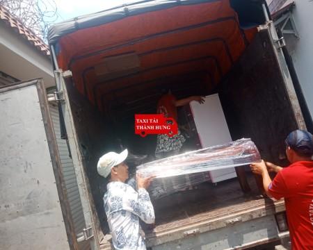Taxi tải Thành Hưng quận 4 giá rẻ