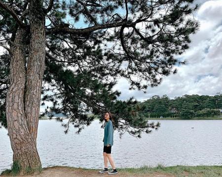 Những hồ nước thu hút giới trẻ check-in ở Tây Nguyên