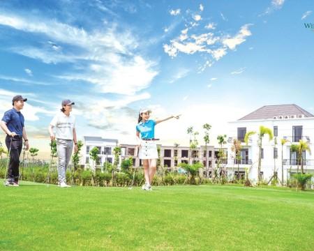 Biệt thự nghỉ dưỡng West Lakes Golf & Villas – �ô thị sân golf đẳng cấp tại Long An