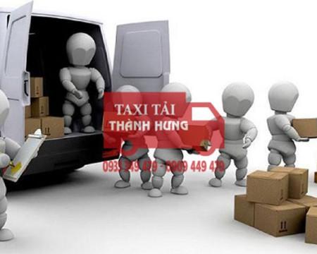 Chuyển nhà huyện Nhà Bè Taxi tải Thành Hưng