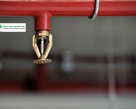 Hệ thống chữa cháy Sprinkler tự động