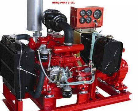 Ưu điểm và nhược điểm của loại máy bơm chữa cháy