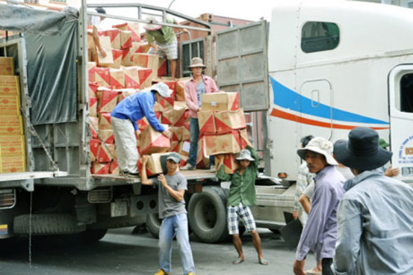Cheap moving house service in Ho Chi Minh City