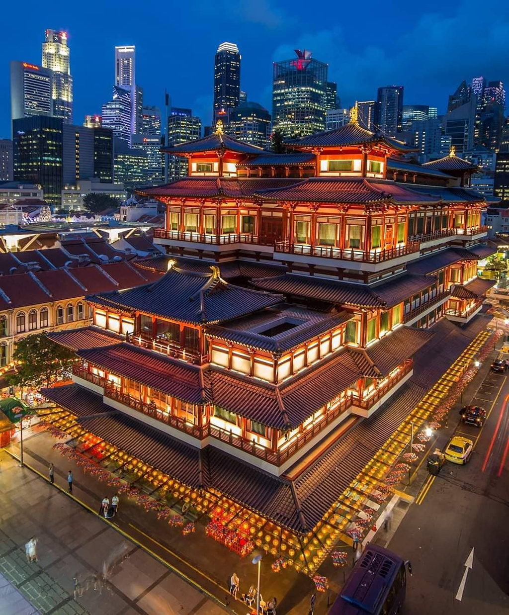 46 million temple in Singapore