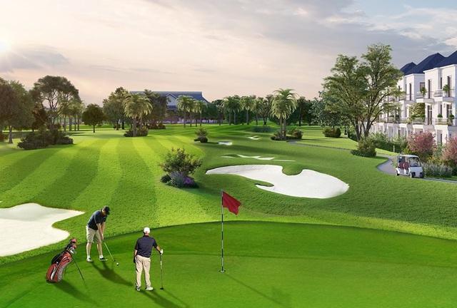 Tổng quan về sân golf tại dự án West Lakes Golf & Villas Long An