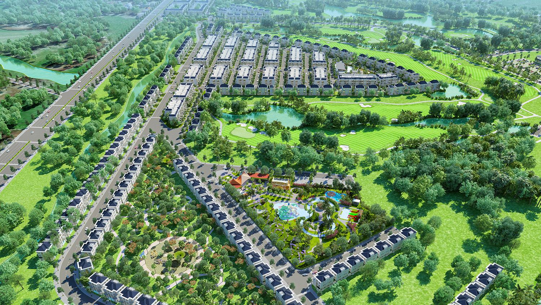 Có thêm dự án nghỉ dưỡng ở Long An cạnh tranh với các dự án tại BRVT