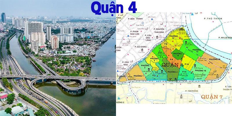 Chuyển nhà quận 4 đường Lê Văn Linh
