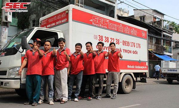 Top 10 dịch vụ chuyển nhà trọn gói giá rẻ uy tín tại Tphcm
