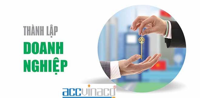 Dịch vụ thành lập công ty trọn gói uy tín chuyên nghiệp