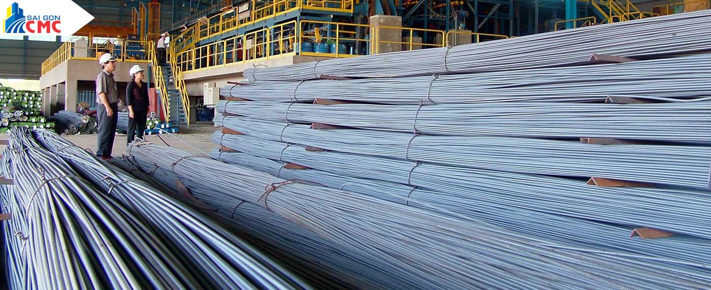 Bảng báo giá sắt thép tại Đồng Nai