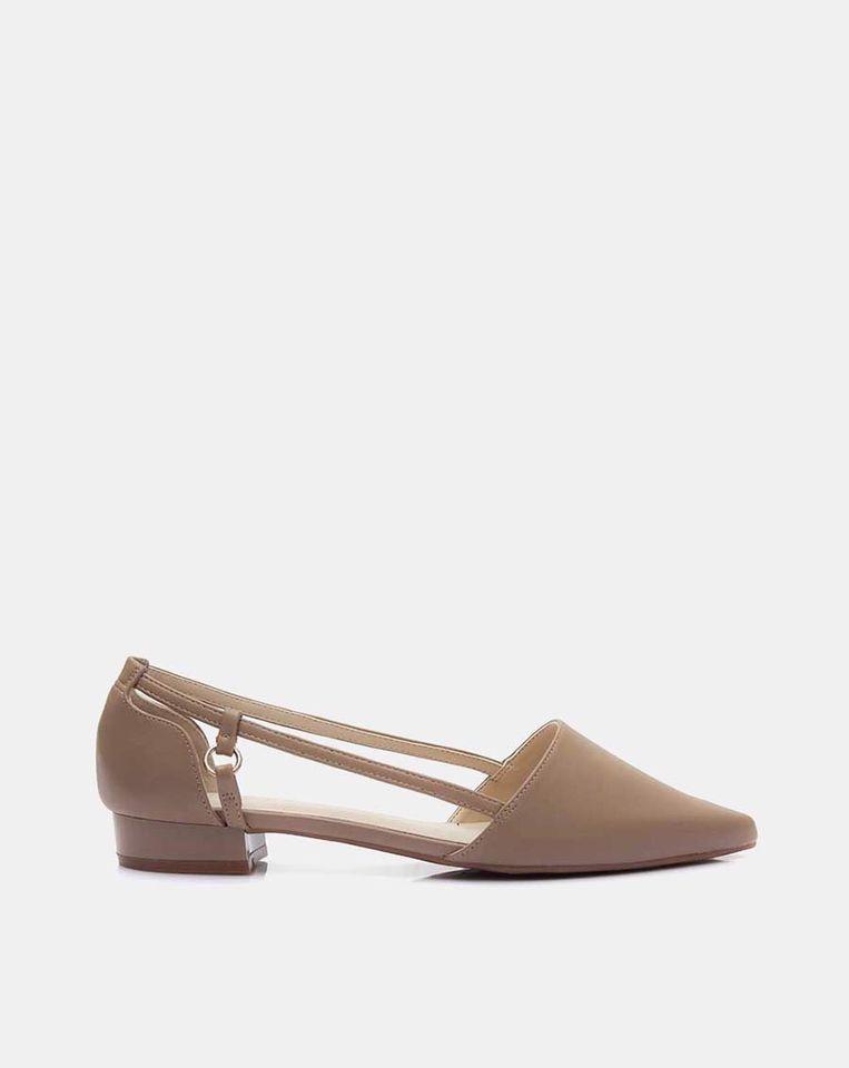 Giày nữ Juno mang phong cách hiện đại, sang tr�ng rất thích hợp khi đi làm cũng như khi đi chơi